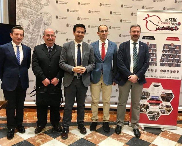 Presentación del 65 Congreso Anual de la Sociedad Española de Ortodoncia (SEDO)