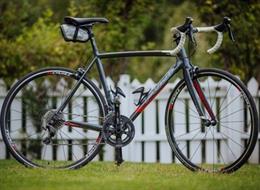 Una bicicleta, en una imagen de archivo