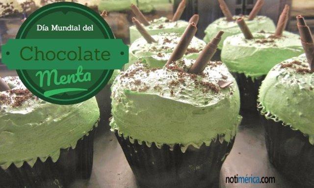Día Mundial del Chocolate de menta