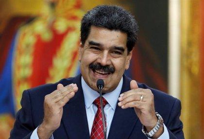 """Maduro critica el discurso """"al estilo nazi"""" de Trump sobre Venezuela"""