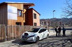 Construeixen al Pallars Jussà una casa que produeix més energia de la que consumeix (ACN)