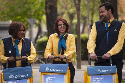 Un total de 15 personas se incorporan a un puesto de trabajo fijo en Correos de Huesca