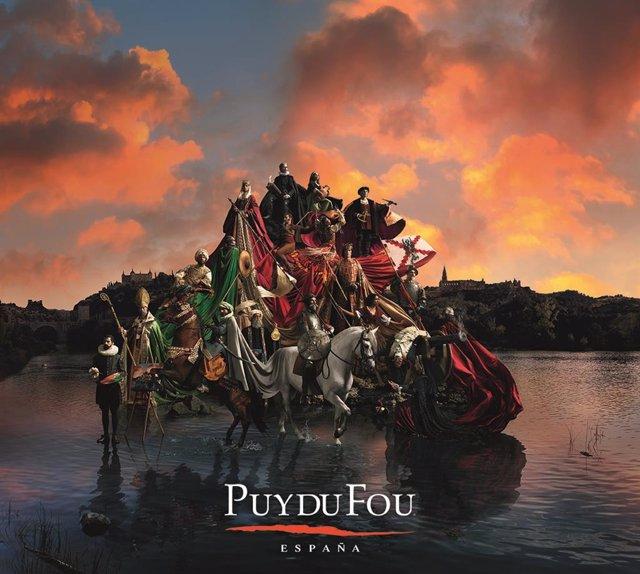 Puy du Fou comienza a vender las entradas de su espectáculo nocturno en Toledo
