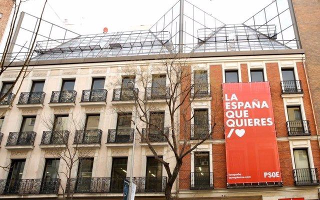 'La España que quieres', lema del PSOE para la precampaña del 28A