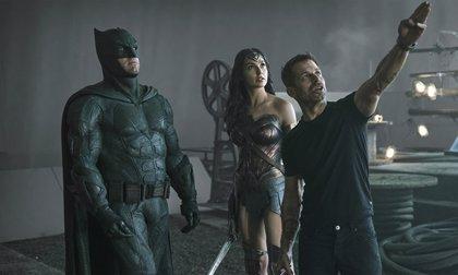 Emotivo adiós de Zack Snyder al Batman de Ben Affleck