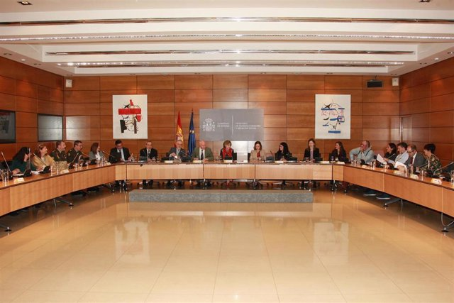 La ministra de Sanidad, María Luisa Carcedo, se reune con los consejeros de las