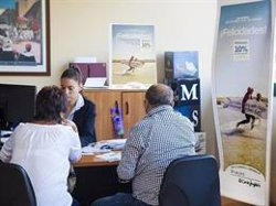 Els afiliats a la Seguretat Social en turisme augmenten un 3,8% al gener (EUROPA PRESS - Archivo)