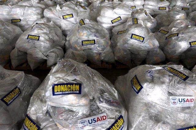 El alcalde de Táchira (Venezuela) considera el ingreso de ayuda humanitaria como
