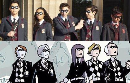 The Umbrella Academy: 12 diferencias entre los cómics y la serie de Netflix