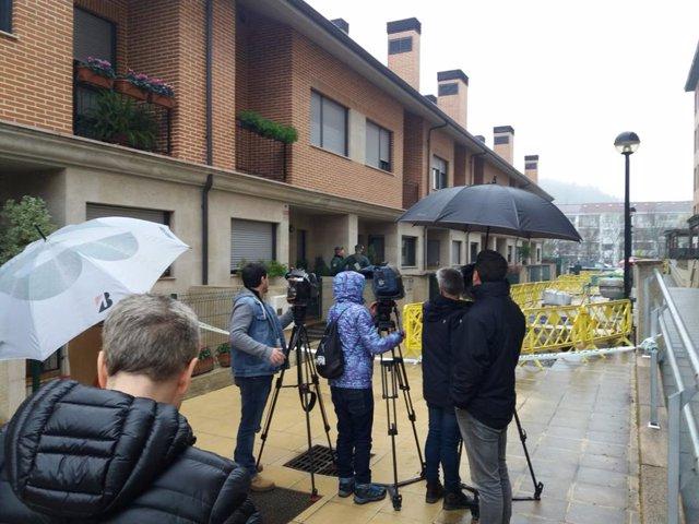 Detienen a dos hombres en Vizcaya por el asesinato del concejal de IU en Llanes