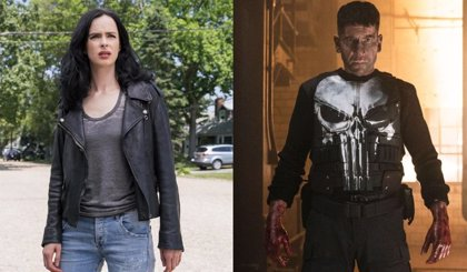 Krysten Ritter y Jon Bernthal se despiden de Jessica Jones y The Punisher
