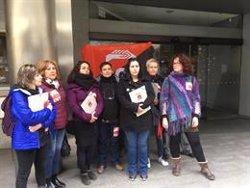 La CGT de Catalunya registra un preavís de vaga general de 24 hores pel 8M (EUROPA PRESS)