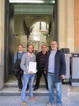 USO presenta una ILP para regularizar la situación de los interinos
