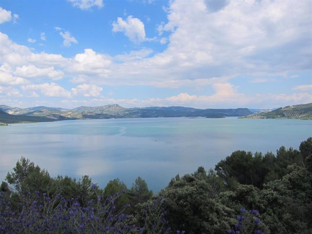 Pantano de Iznajar