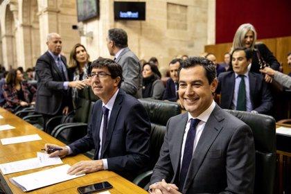 Un 11,7% de los andaluces apoyan la coalición PP-Cs con Vox y un 24% votaría PSOE en generales, según el CIS