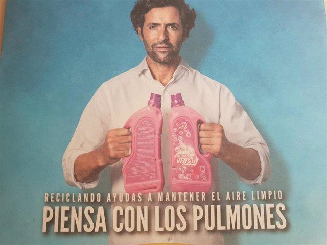 Campaña 'Piensa con los pulmones'
