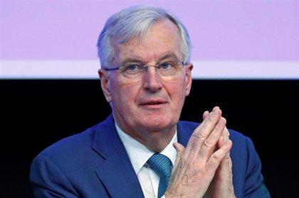 """Barnier espera una """"propuesta concreta"""" de Reino Unido para resolver el Brexit y pide """"claridad"""""""