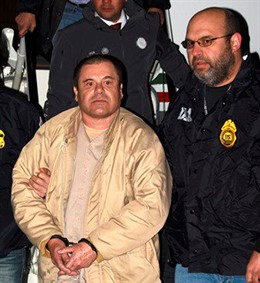 Joaquín 'El Chapo' Guzmán, vinculado a la creación de tres empresas fantasma en