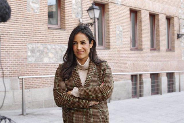 Declaracions de la candidata de Cs a l'Ajuntament de Madrid, Begoña Villacís