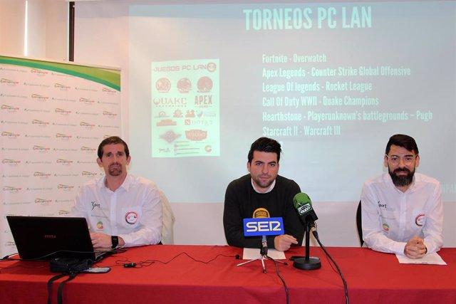 Cerca de 1.000 visitantes podrían darse cita en la primera fiesta LAN en Galapag