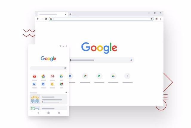 Navegador Chrome de Google