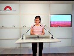 Elisenda Alamany deixarà el grup dels comuns en el Parlament aquest dimecres (EUROPA PRESS - Archivo)