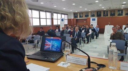 Campaña divulgativa en Almería para preparar a las empresas ante el Brexit