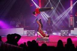Un espectacle de jocs icaris s'emporta el premi del jurat i del públic en el Festival Internacional del Circ de Girona (ACN)