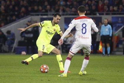 El Barça desafina y deberá ganar en el Camp Nou