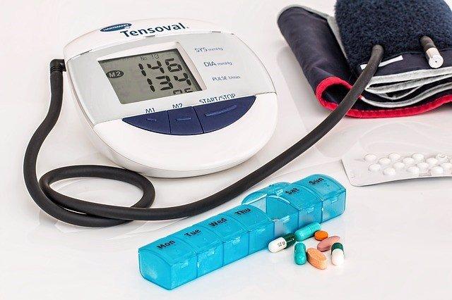 Hipertensión, tensiómetro