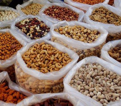 Los frutos secos ayudan a reducir el riesgo cardiovascular en diabetes tipo 2