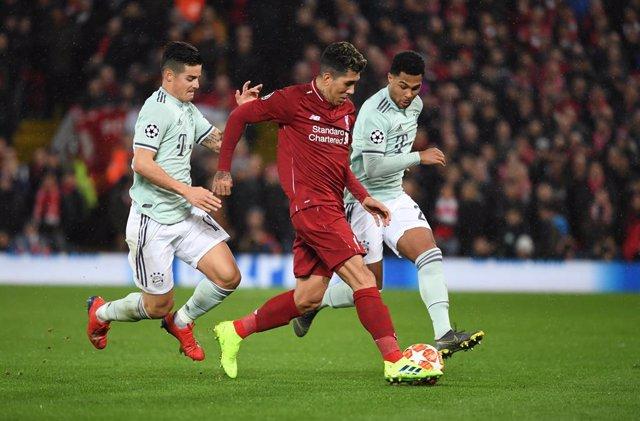 UEFA Champions League - Liverpool vs Bayern Munich