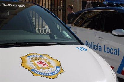 Dos detenidos en León por violencia de género, uno de los cuales golpeó a su novia