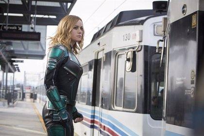 """Primeras y positivas reacciones a Capitana Marvel advierten: """"Thanos está jod..."""""""