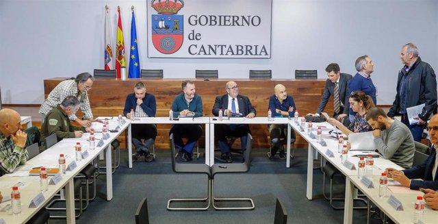 Consejo Regional de Caza de Cantabria