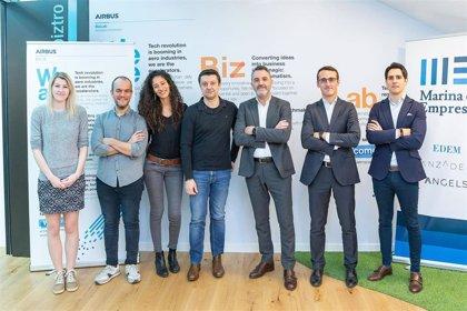Lanzadera se alía con la aceleradora de Airbus Bizlab para impulsar proyectos en el sector aeroespacial