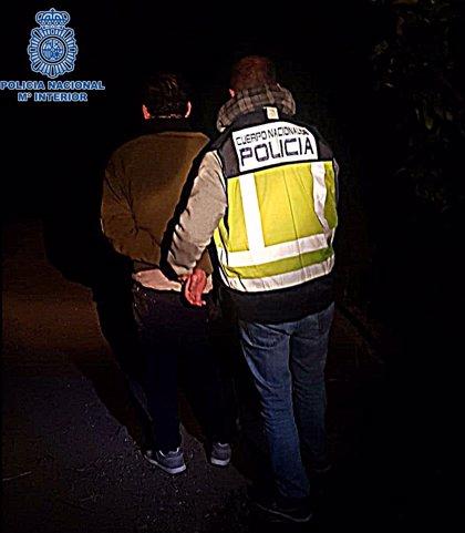 Detenido en Gran Canaria el preso fugado el 28 de diciembre al no regresar a Las Palmas II tras un permiso