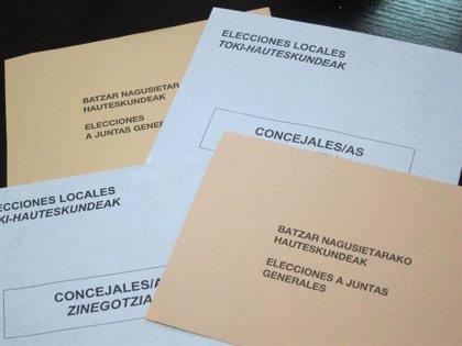 PNV sería la fuerza más votada en las elecciones forales y ganaría en las tres capitales vascas