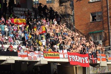 Competición incoa expediente al Rayo por exhibición de banderas racistas y xenófobas en Vallecas