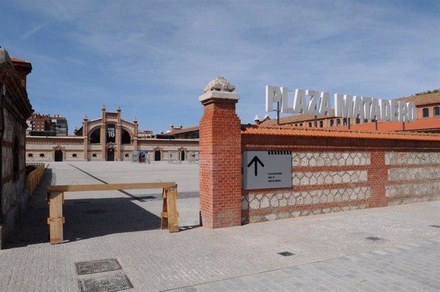 Naves de Matadero muta desde marzo en 'Torre de Babel' con creaciones de 30 arti