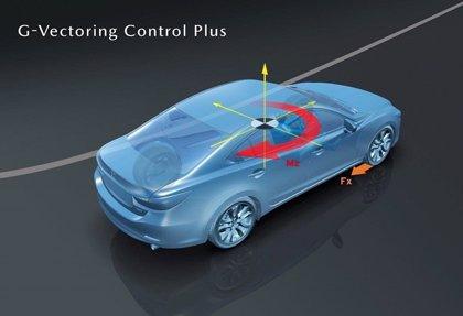 Mazda incorpora un nuevo sistema que mejora la estabilidad a su paquete Skyactiv-Vehicle Dynamics