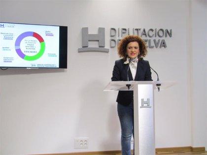 La vicepresidenta de Diputación de Huelva, María Eugenia Limón, nueva candidata del PSOE a la Alcaldía de San Bartolomé