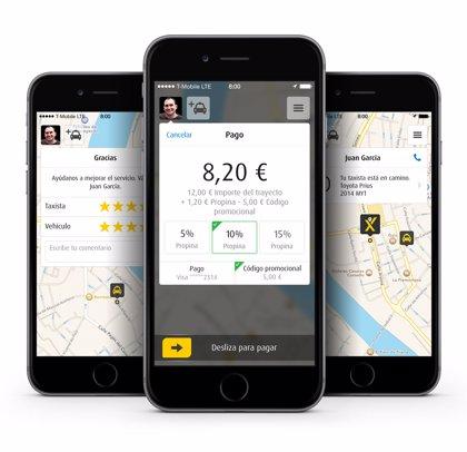 La app mytaxi se expande a Oviedo, Gijón y Avilés