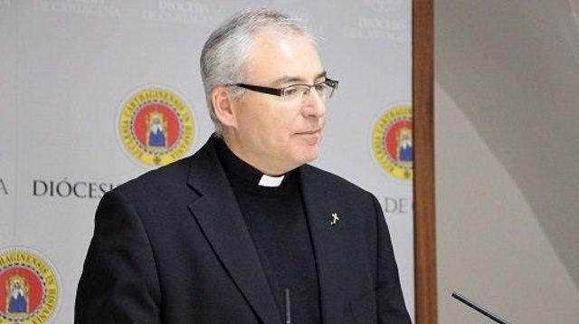 Sebastián Chico nombrado Obispo auxiliar de la Diócesis de Cartagena