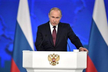 """Putin advierte a Washington de que si emplaza misiles en Europa, Rusia apuntará """"contra"""" EEUU"""