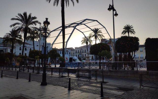 Medina Azahara actuará en la Plaza de España de Mérida durante el Carnaval Romano