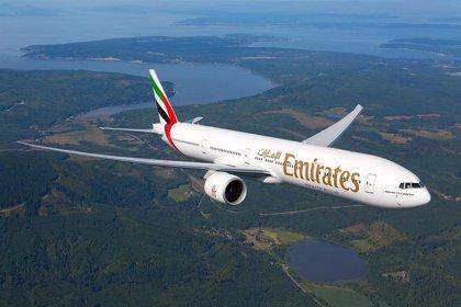 Emirates generó 38.000 pernoctaciones hoteleras en España en 2018