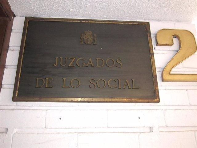 Juzgados De Lo Social De Córdoba