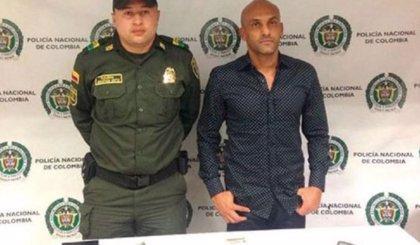 Condenan por narcotráfico al exjugador de la Selección de Colombia León Osorio