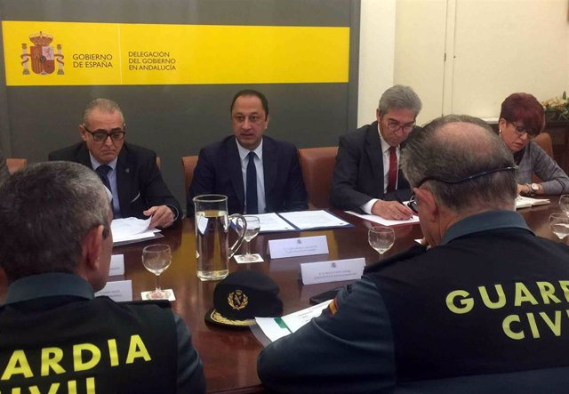 Reunión interadministrativa para intensificar el control de los pozos ilegales